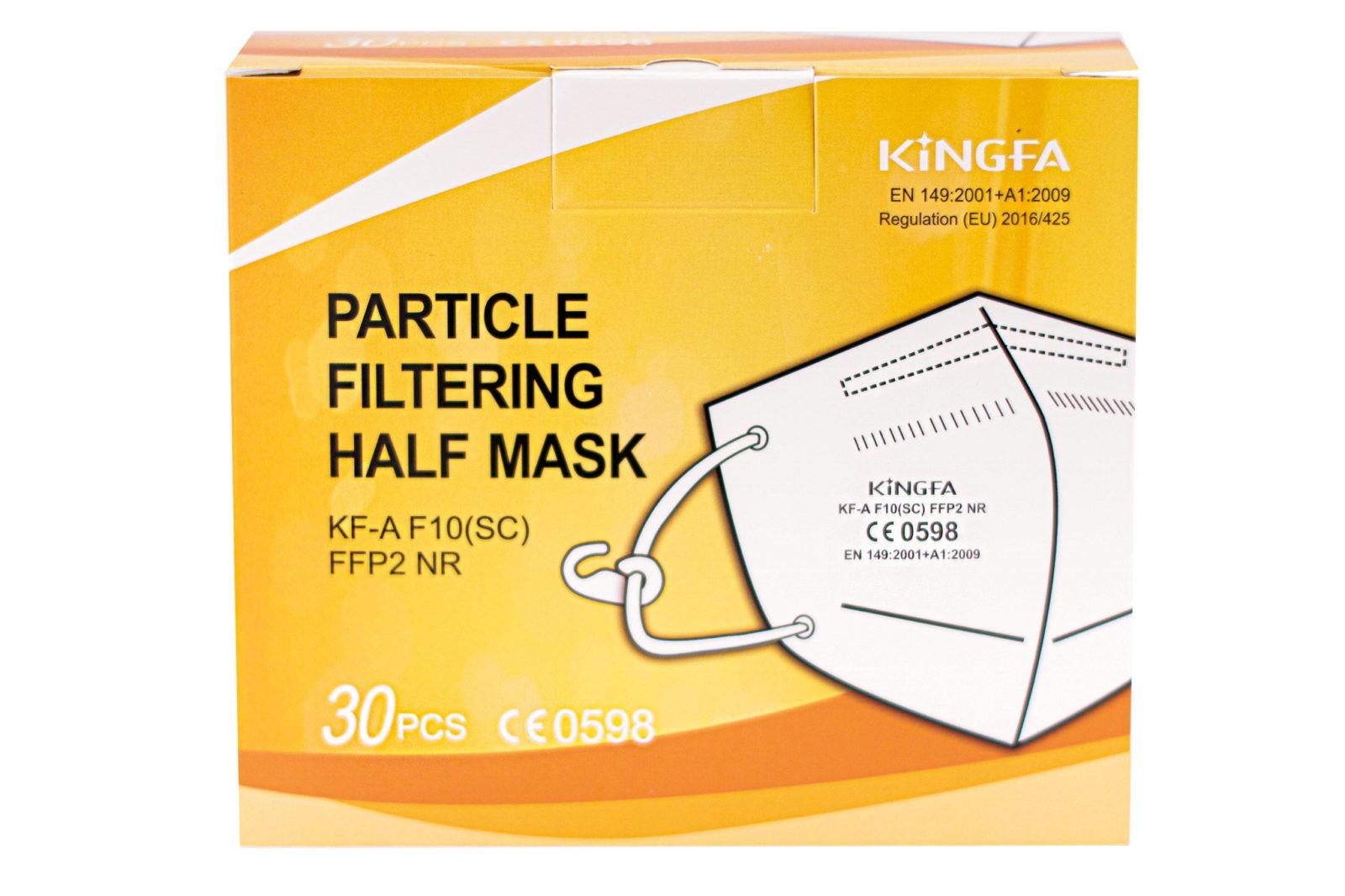 FFP 2 Maske Kingfa Mundschutz