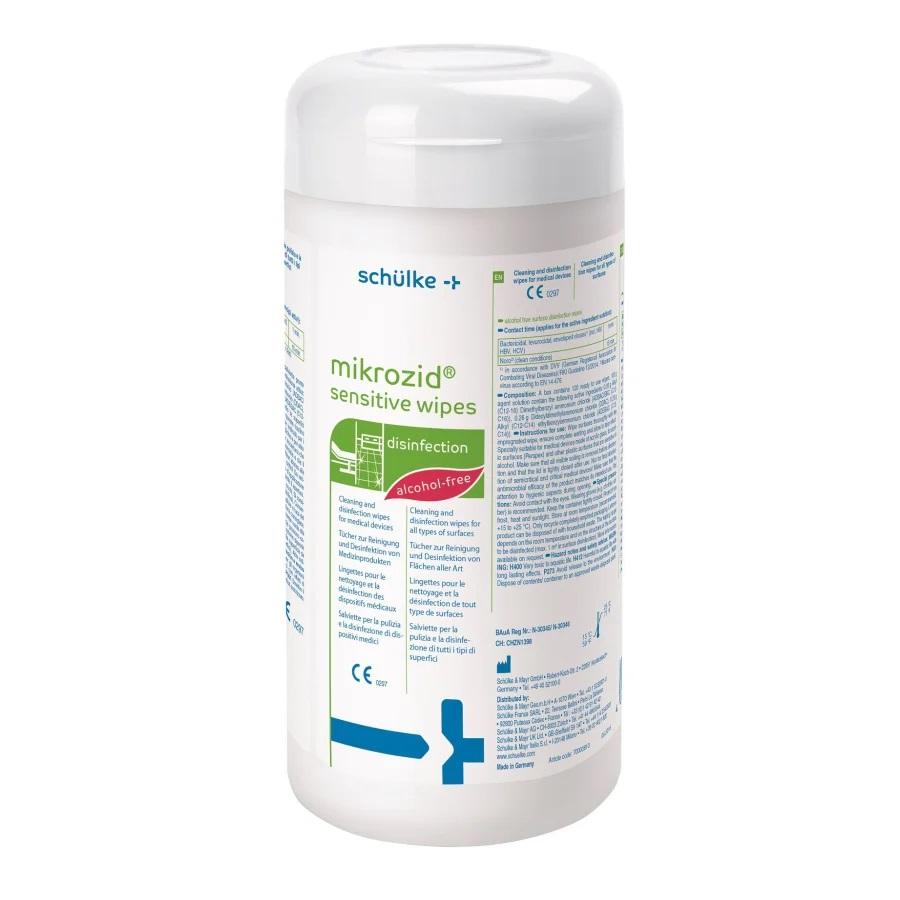 MIKROZID® sensitive - Desinfektionstücher (200 Tücher)