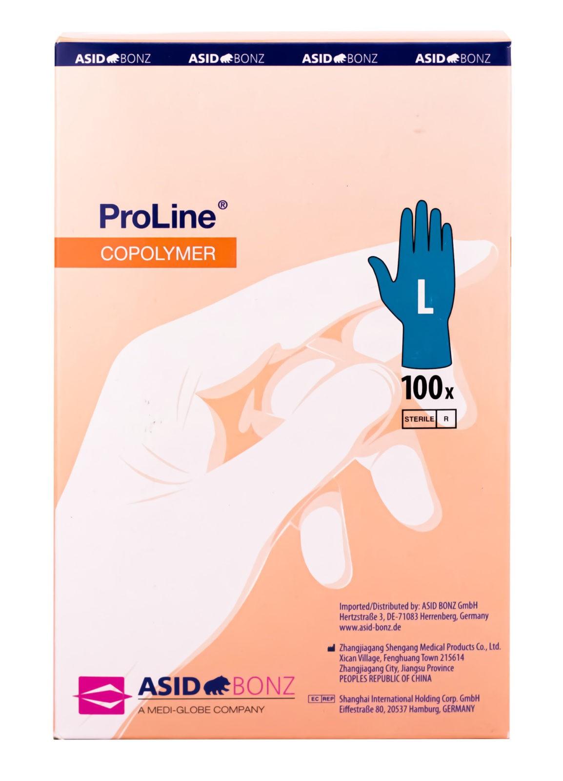 ProLine® Copolymer-Untersuchungshandschuhe (STERIL)
