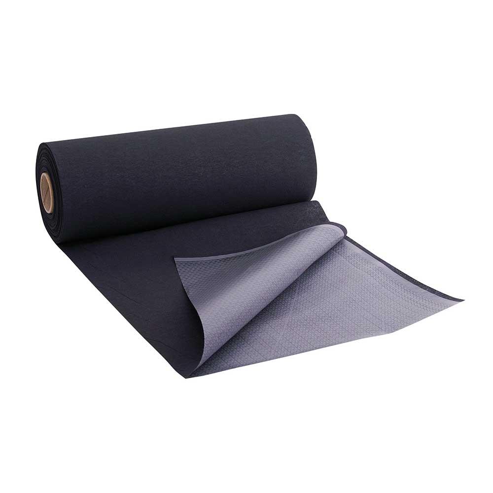 Unigloves Liegenabdeckung in schwarz - 200x60cm