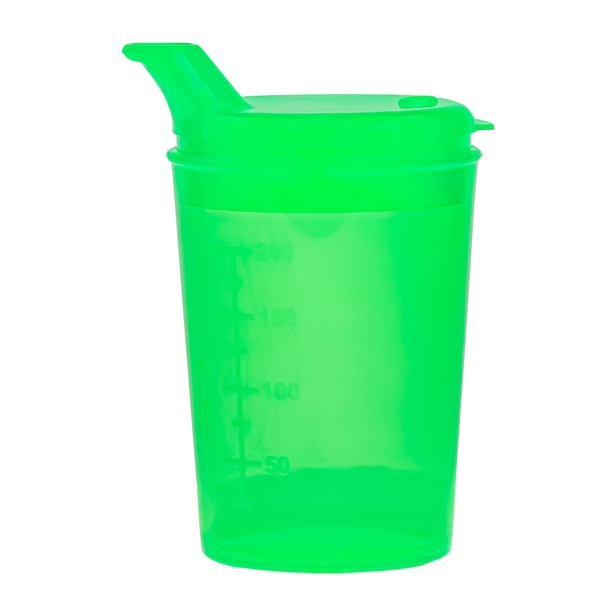 schnabelbecher grün