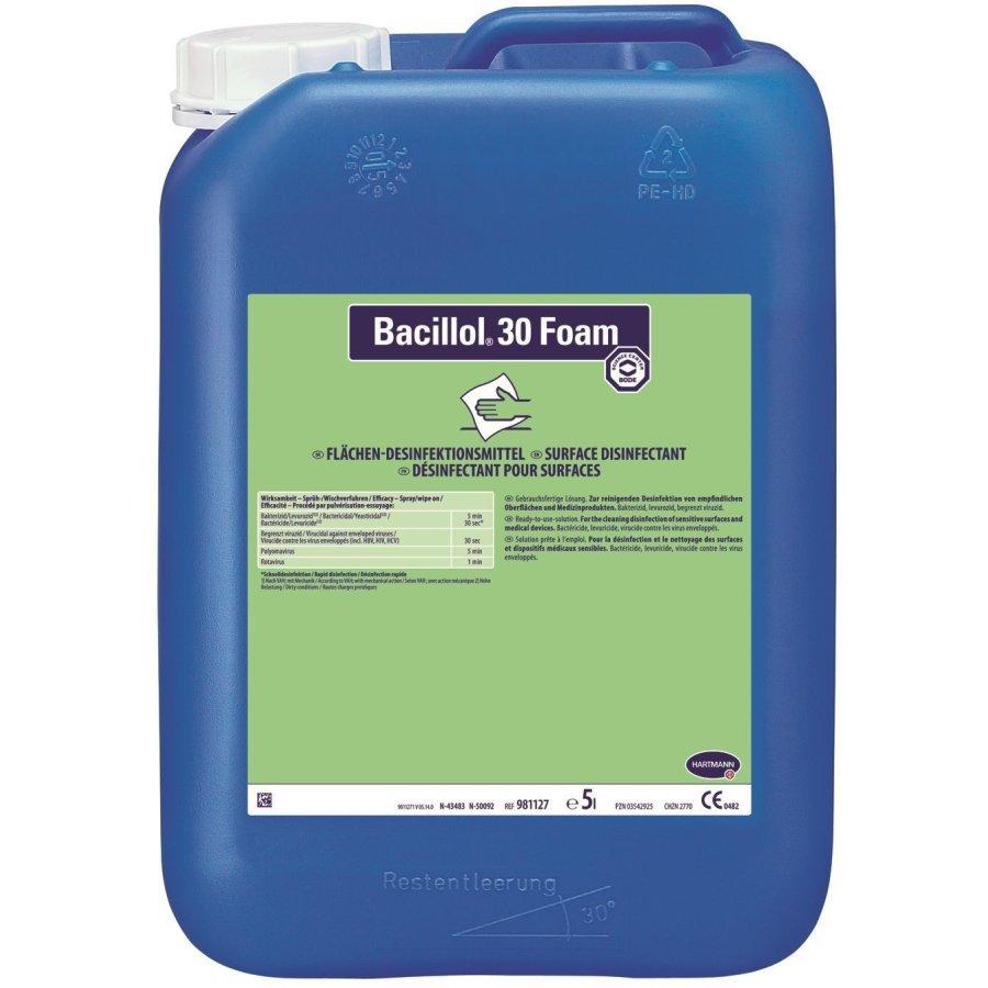 Bode Bacillol® 30 Foam Desinfektionsmittel - 5 Liter
