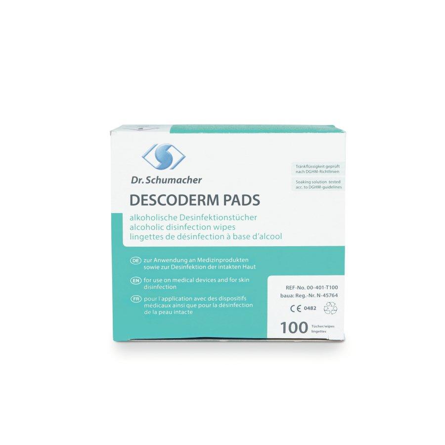 Descoderm Pads - Desinfektionstücher