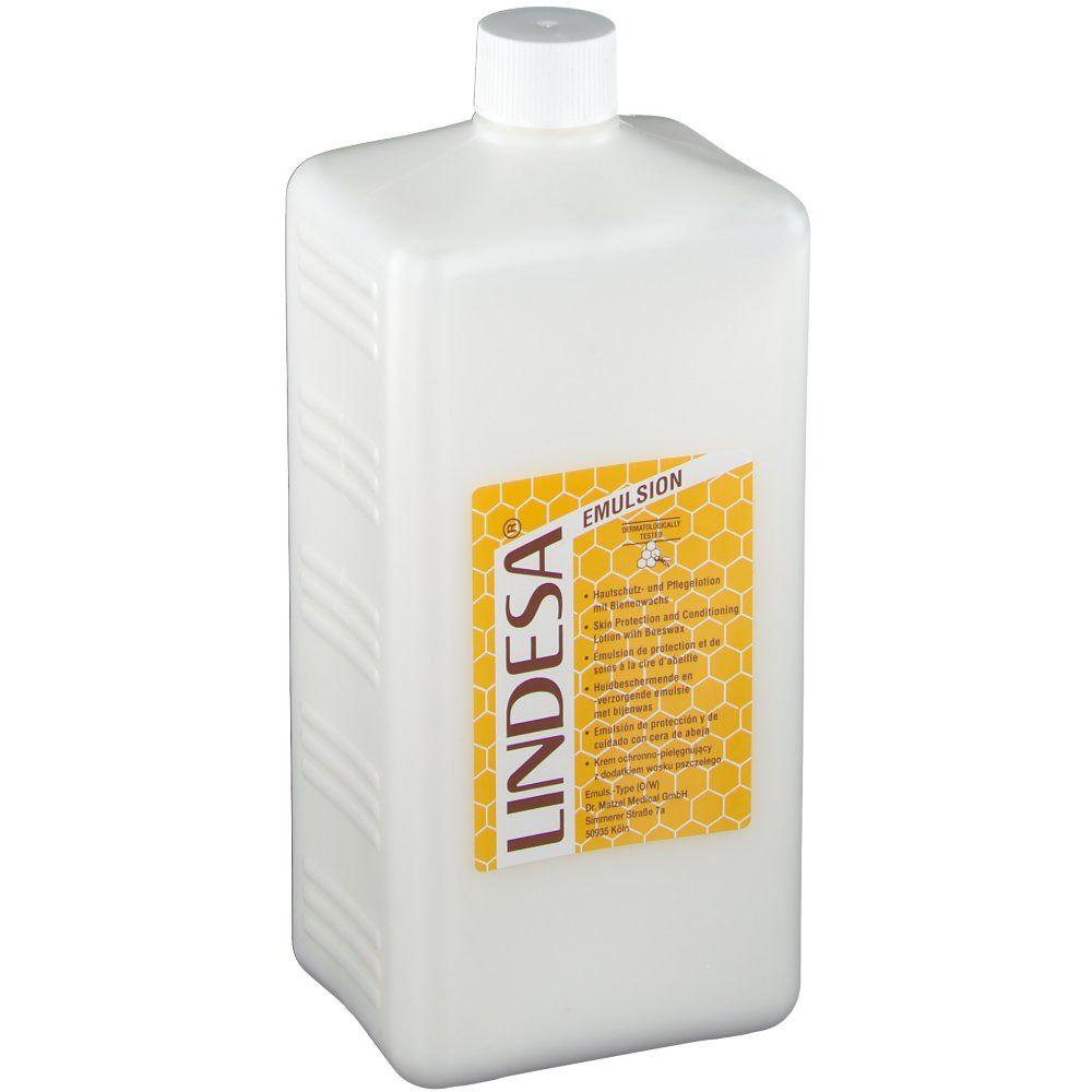 LINDESA® Emulsion mit Bienenwachs