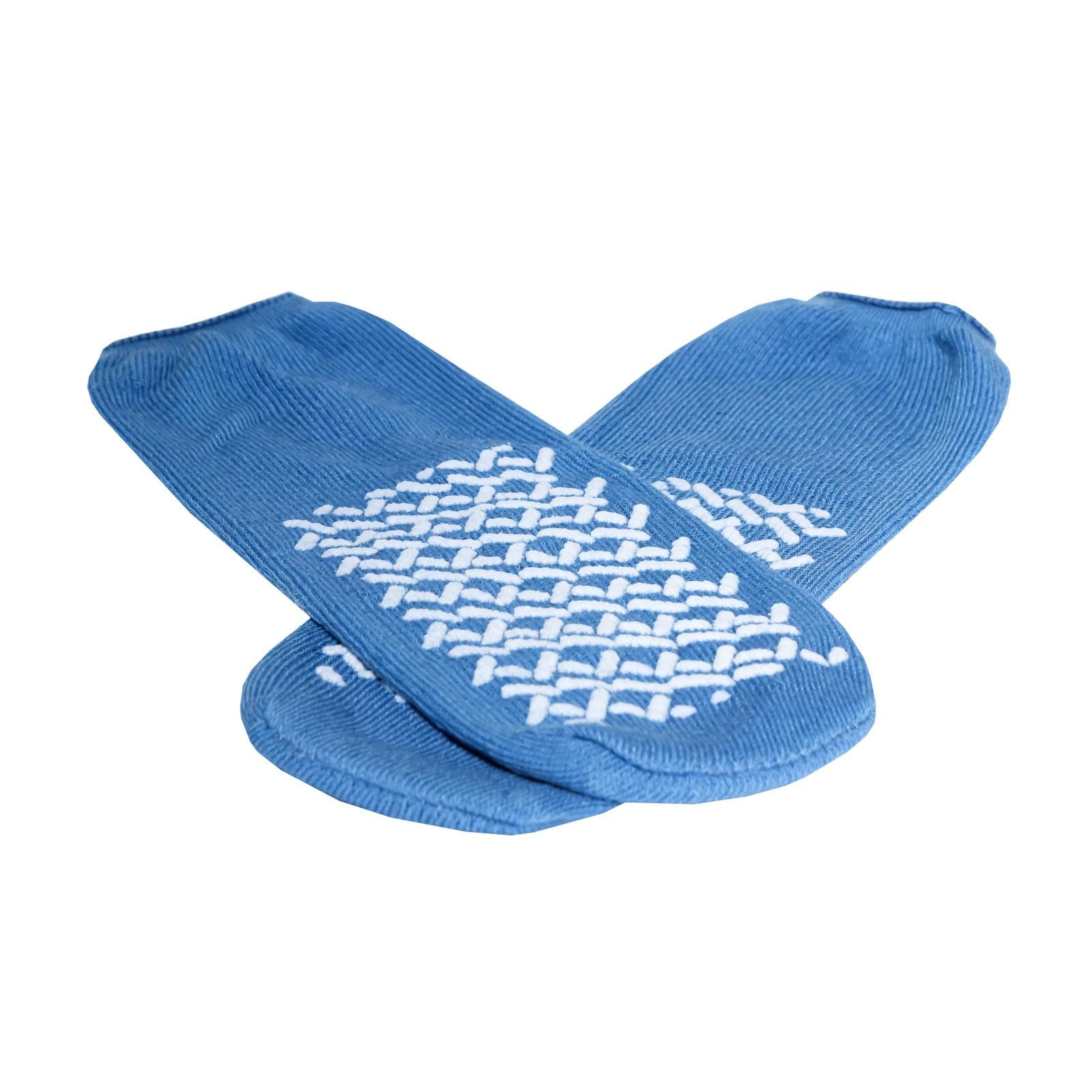 Antirutsch-/Stopper-Socken mit Gumminoppen (Gr. L-XXL)