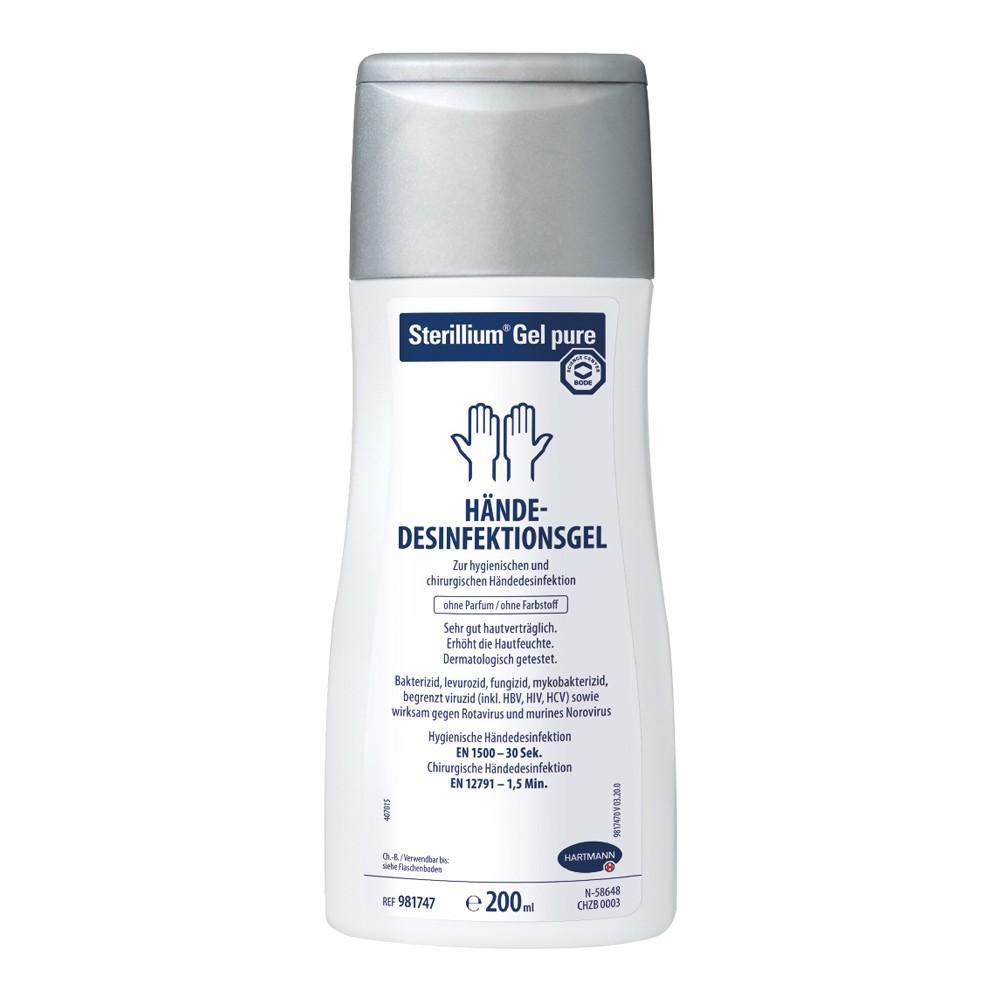Sterillium® Gel Pure - Händedesinfektionsgel
