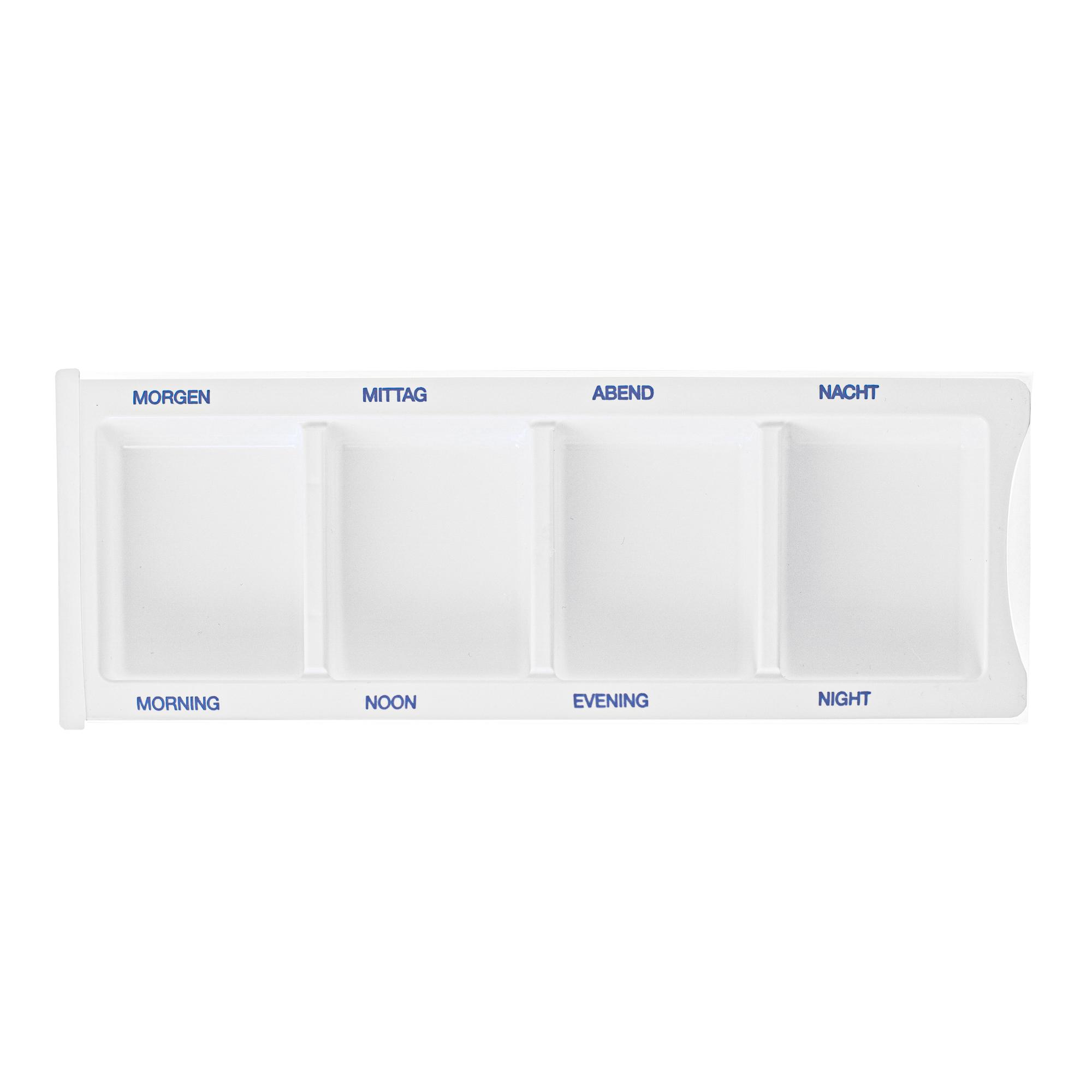 Medikamenten - Dispenser (5 Stück)