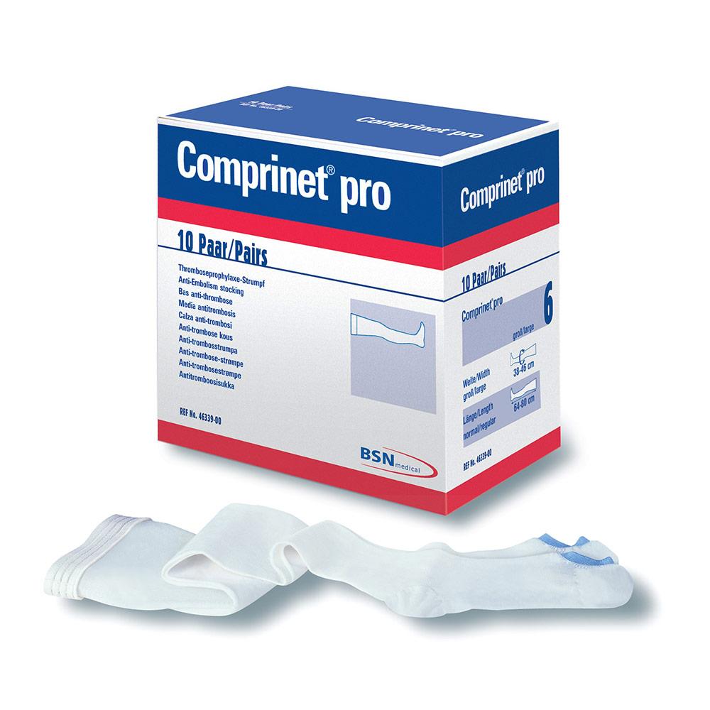 Comprinet ® pro Anti- Thrombosestrümpfe - Oberschenkellang
