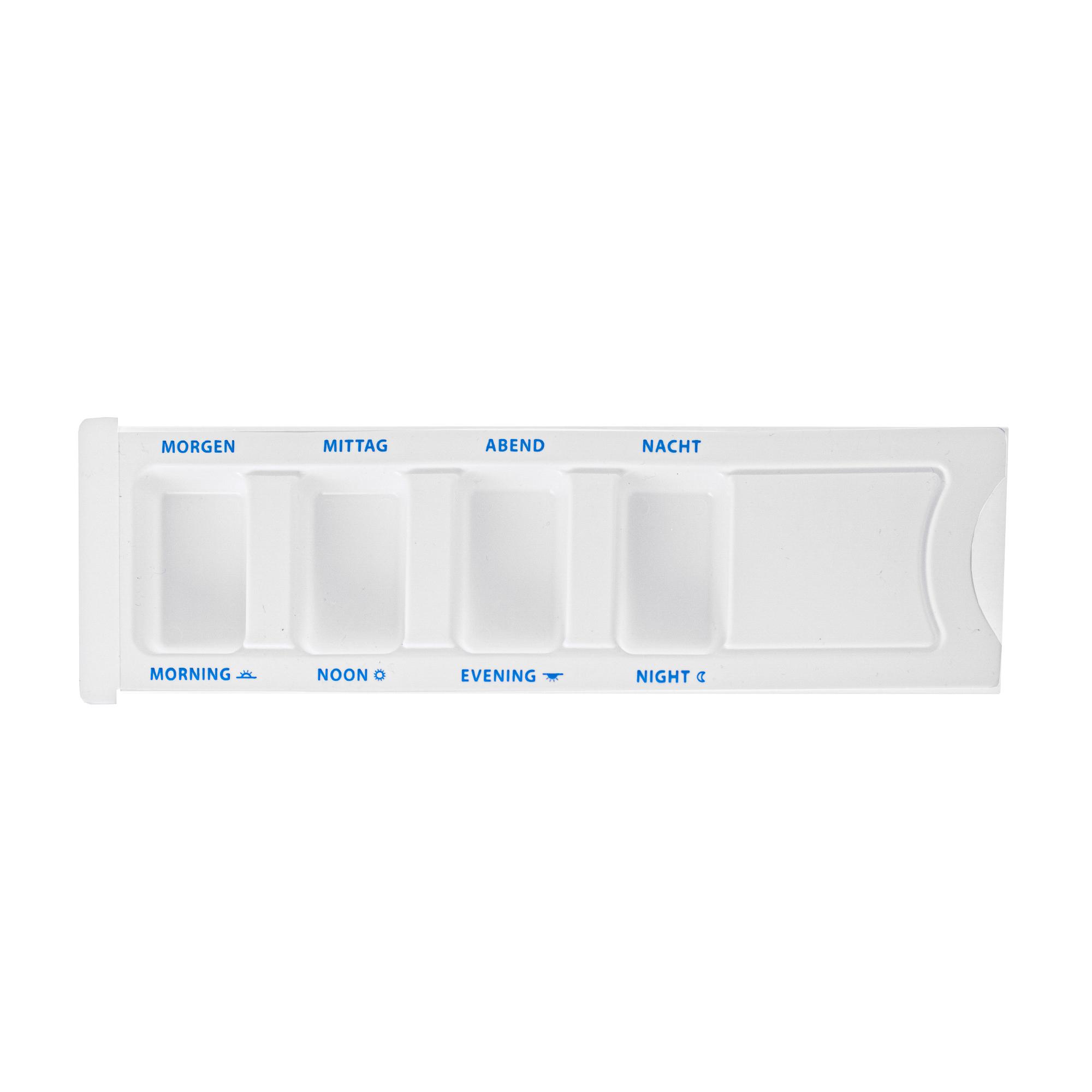 Medikamenten-Dispenser (10 Stück)