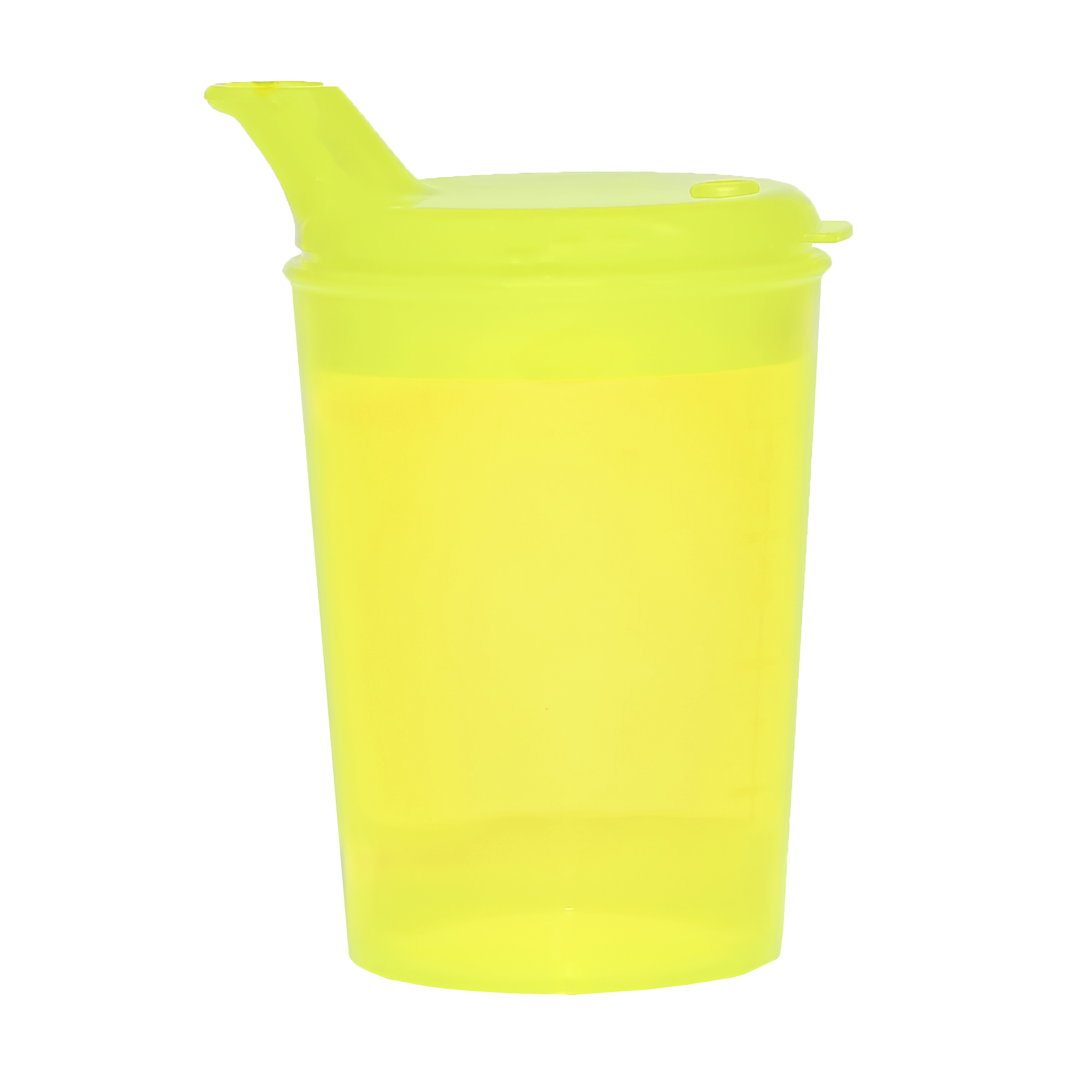 schnabelbecher gelb