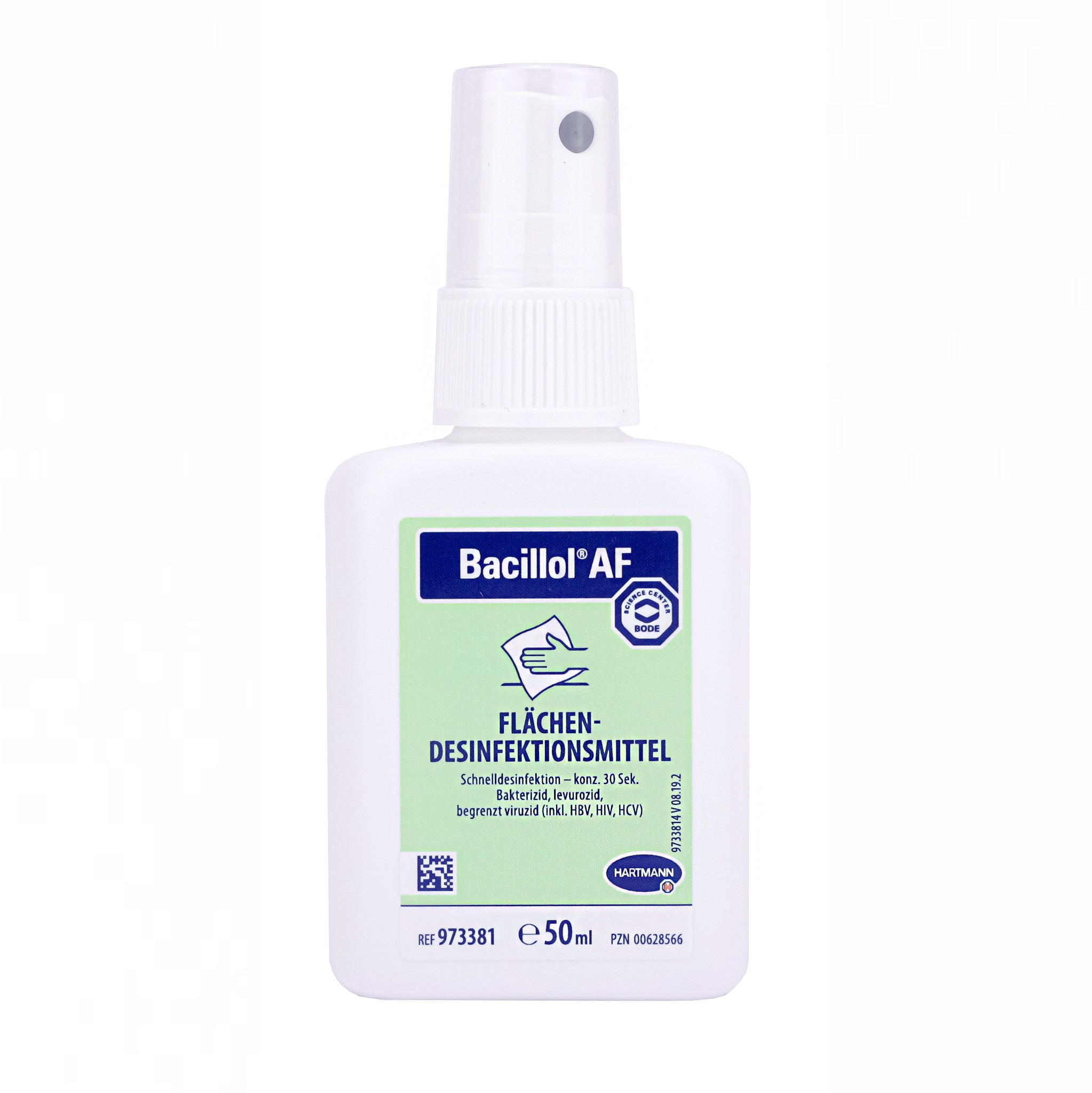Bode Bacillol® AF Flächendesinfektion - 50 ml