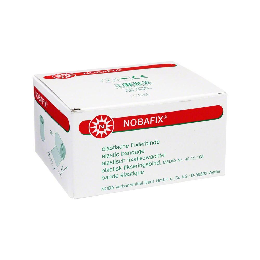 NOBAFIX® elastische Fixierbinde Mullbinde