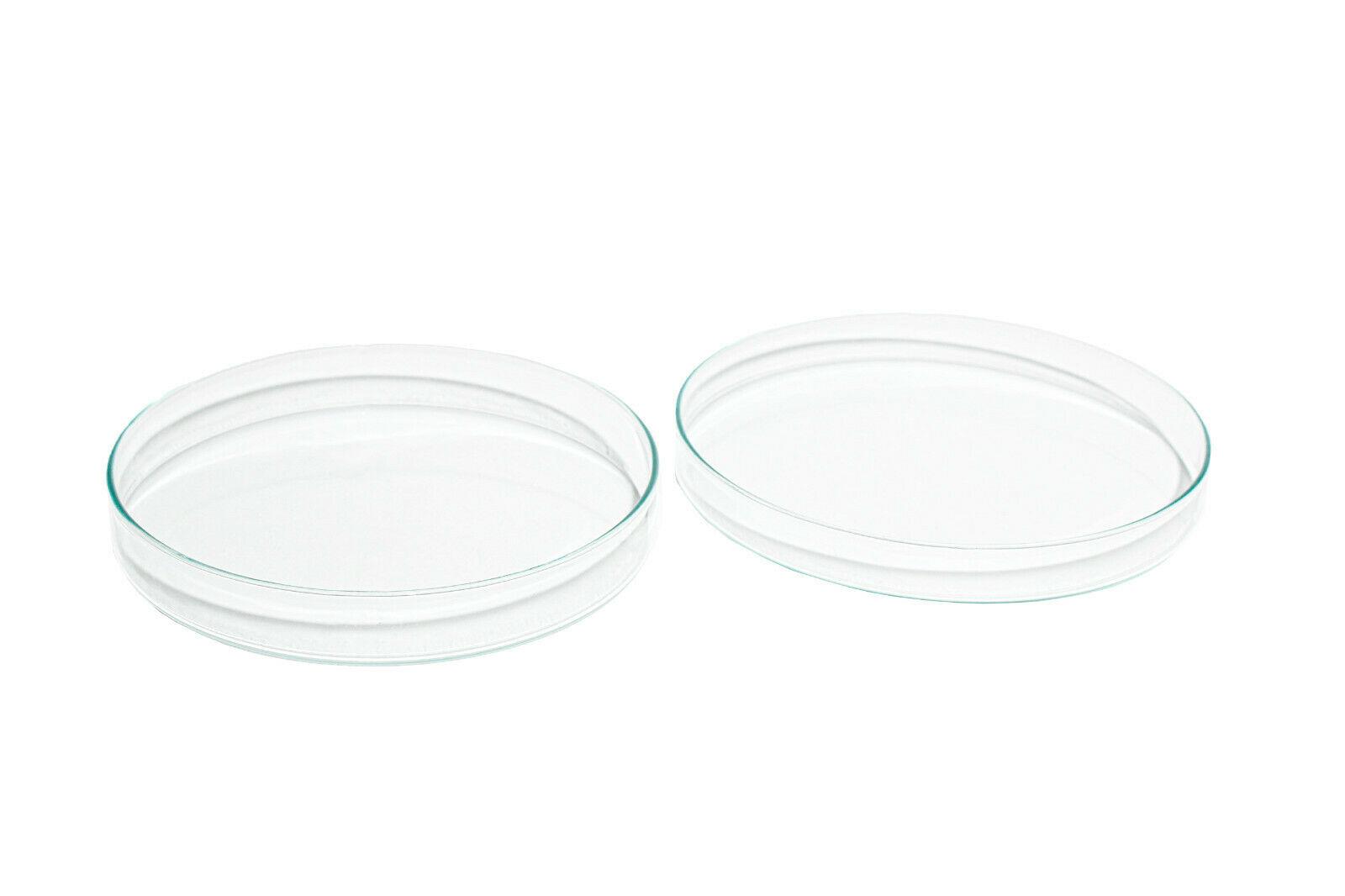 Petrischale / Doppelschale aus Glas