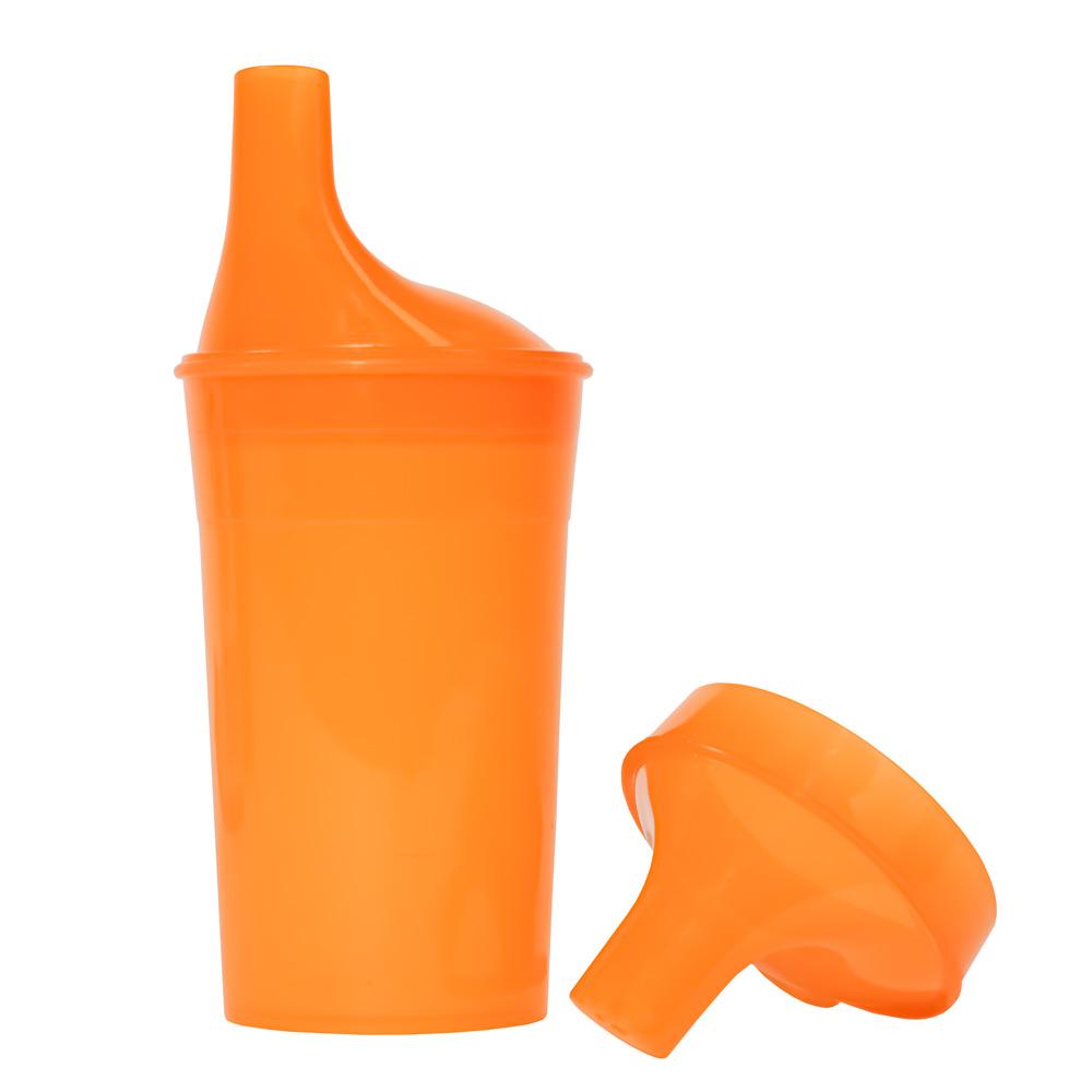 Schnabelbecher orange